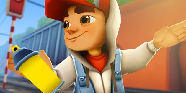 NEW Subway Surfers 2014 PC Game (Free Download) | Get-Cracked